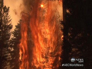 Full Episode: World News: Fires Rage on in California