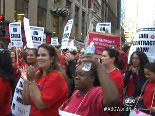 Full Episode: World News: Chicago Teachers Strike Is Biggest in a Generation