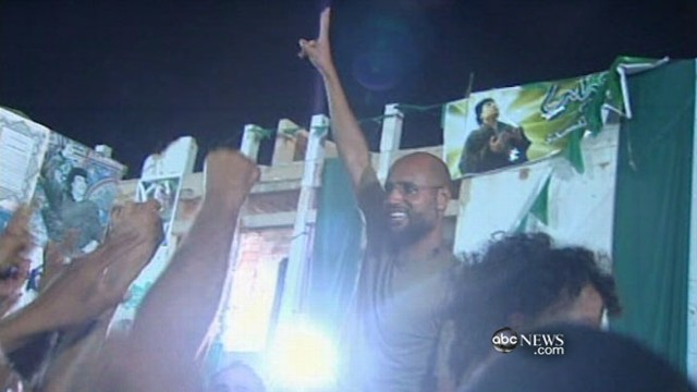 VIDEO: NATO ends mission; Libyans celebrate following dictators death.