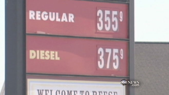 VIDEO: The spike in oil prices is making you pay more at the pump.