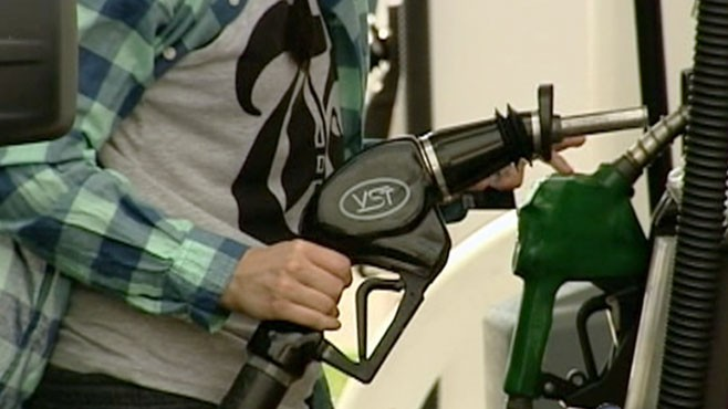 VIDEO: Since unrest began in Libya, the price of gas has jumped 39 cents per gallon.