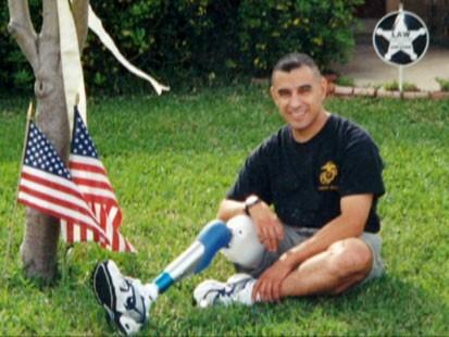 Sgt. Eric Alva
