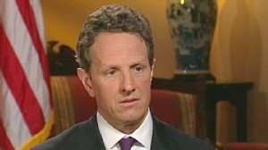 VIDEO: Treasury Sec. Tim Geithner talks about the possibility of more bank bailouts.