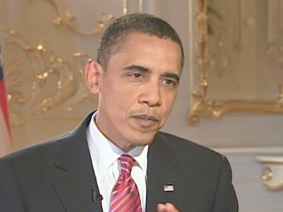 VIDEO: George Stephanopoulos talks to the president about his plan to cut nukes.