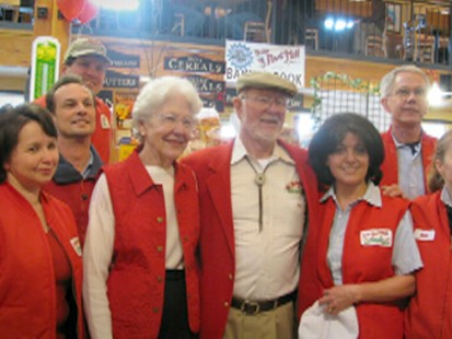 VIDEO: Bobs Red Mill Natural Foods owner Bob Moore gives his company to his employees.