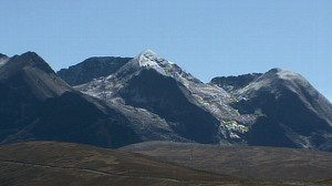 VIDEO: Disappearing Slopes in the Andes