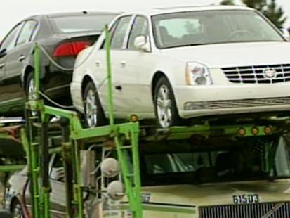 VIDEO: Car companies in crisis