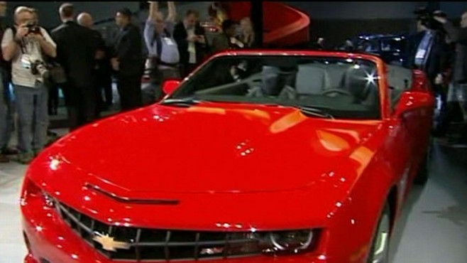 VIDEO: General Motors Makes a Come Back