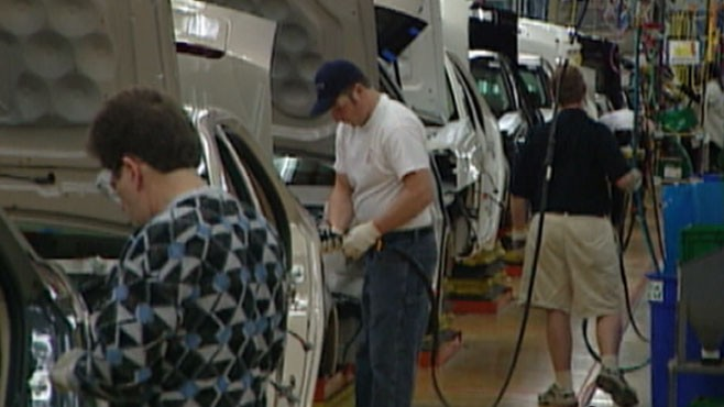 VIDEO: New Jobs at GM