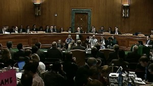 VIDEO: Goldman Sachs CEOs Stand Before the Senate