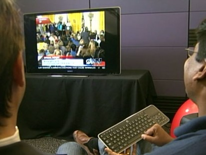 VIDEO: Check Out Google TV