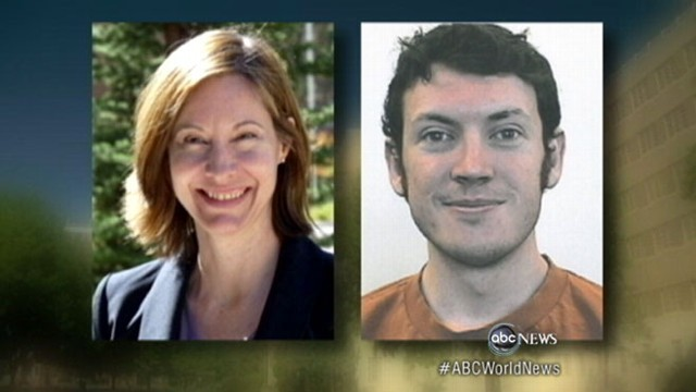 VIDEO: Colorado shooting suspect was being treated at the University of Colorado.