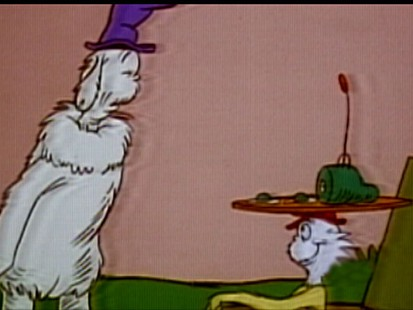 VIDEO: A look at the classic Dr. Seuss childrens book on its fiftieth anniversary.