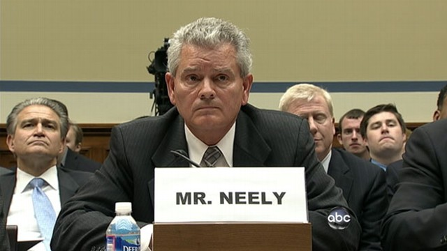VIDEO: Jeff Neely declines to answer questions on taxpayer money spent in Las Vegas.