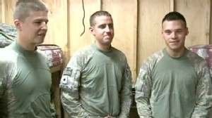 VIDEO: Dan Harris talks to troops in Baghdad about their new mission in Iraq.