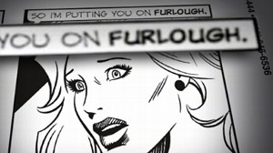 VIDEO: Comic Art Imitates Newsroom Life