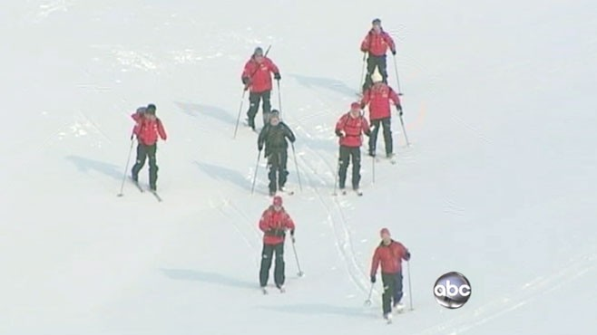VIDEO: In a remote region in Norway, the prince joins a trek to the North Pole.