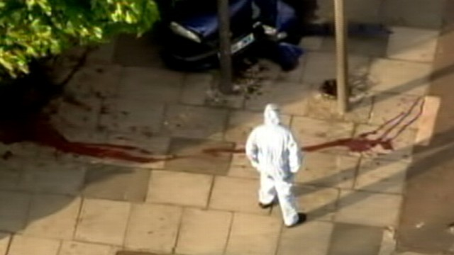Video: London Knife-Hacking Attack Called Possible Terror