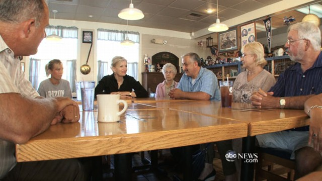 VIDEO: People of Fort Wayne, Ind., offer candid words for Washington politicians.