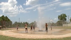 VIDEO: A combination of heat and humidity makes it feel like 120 degrees in some areas.