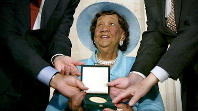 VIDEO: Civil Rights Activist Dorothy Height Dies