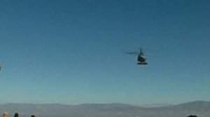 VIDEO:Military Helicopters Face Challenges in Haiti
