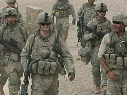 VIDEO: Massive Military Recall