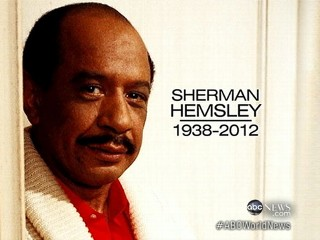 Watch: Sherman Hemsley of 'The Jeffersons' Dies