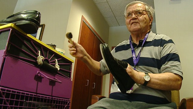 VIDEO: Albert Elsie, 71, has donated more than $200,000 to Childrens Hospital of Pittsburgh.