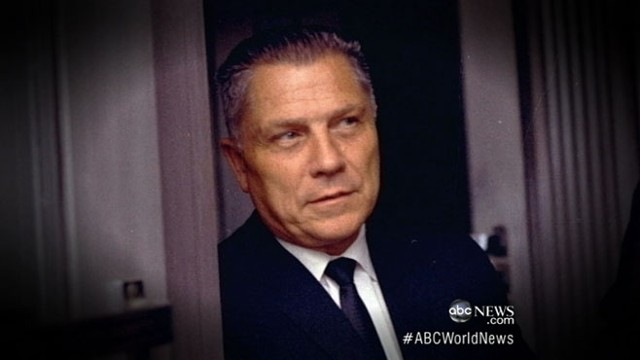 Video: Jimmy Hoffa Disappearance: Break in the Case?