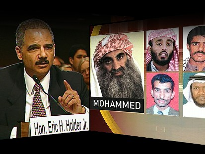 VIDEO: Holder Defends Trying 9/11 Suspects in NYC