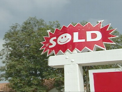 VIDEO: Home Sales Shoot up 27 Percent
