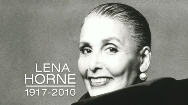 Lena Horne Daughter Lena Horne Dead