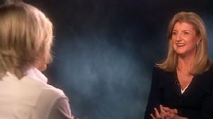 """VIDEO: Arianna Huffington on """"World News"""""""