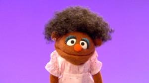 VIDEO: New Sesame Street Character Teaches Real Kids to be Proud of Their Hair.