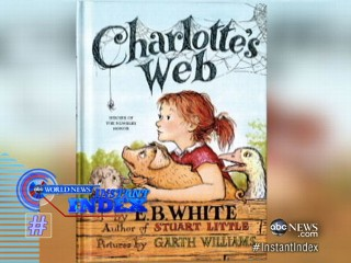 Watch: Instant Index: 'Charlotte's Web'; Nobel Winners; New Solar System