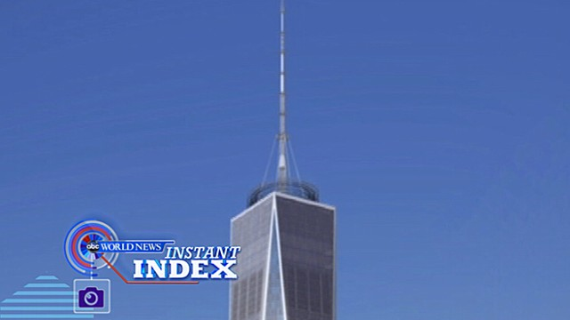 Spire for 1 World Trade Center on Its Way
