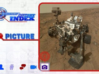 Watch: Instant Index: Mars Rover Finds Red Planet Could Have Been Right for Life