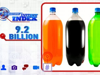 Watch: Instant Index: Americans Consume Less Soda This Year