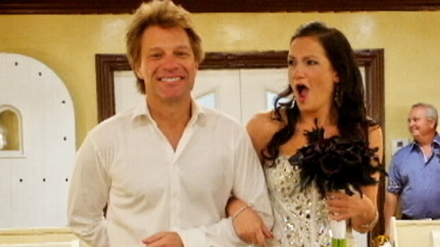 VIDEO: Instant Index: Bon Jovi Walks Bride Down Aisle in Vegas Wedding Chapel