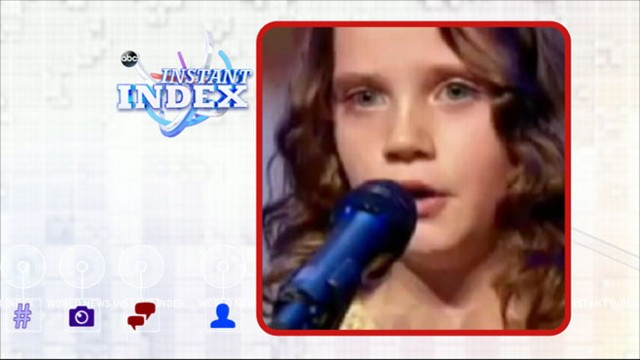VIDEO: Instant Index: 9-Year-Old Opera Singer Goes Viral