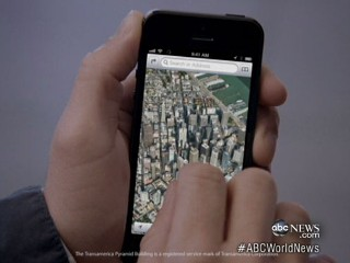 Watch: iPhone 5: Apple Apologizes for Map Mess-Up