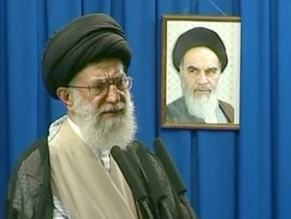 VIDEO: Iran Puts Its Foot Down