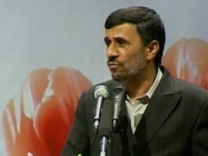 VIDEO: Ahmadinejads warning to Obama