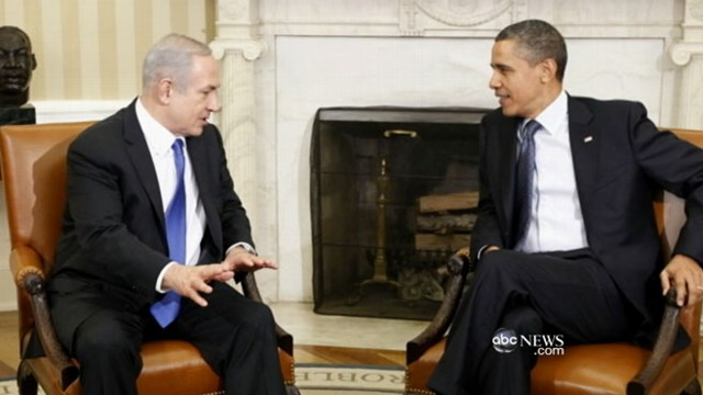VIDEO: U.S. president, Israeli prime minister don?t see eye to eye on diplomacy.