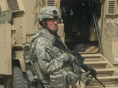 VIDEO: U.S. Commander Injured After Power Transfer