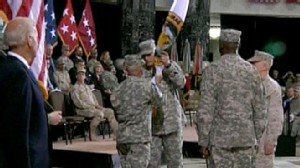 VIDEO: Baghdad Makes End of Combat Operations Official