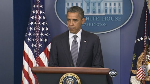VIDEO: President Obama promises to withdraw U.S. forces by end of the year.