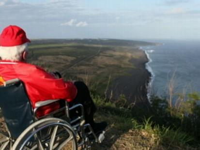 VIDEO: An Emotional Return to Iwo Jima for World War II Veterans