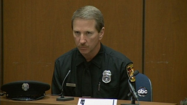 VIDEO: Medical responder takes the stand at the Conrad Murray trial.